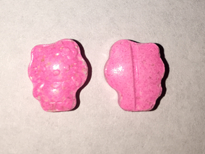 Pill Report: Pink Hello Kitty