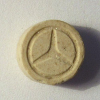 Pill Report: Tan Mercedes