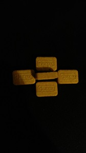 Pill Report: Yellow/Gold Durex