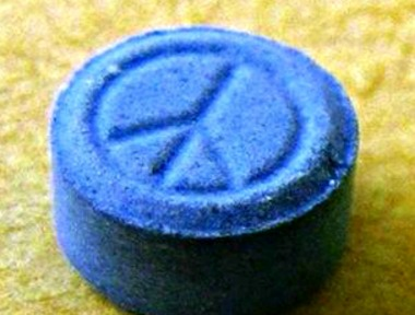 Pill Report: Pacific Blue