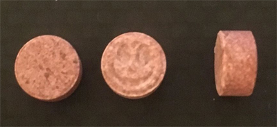Pill Report: Red Smileys - HAS ANYONE TRIED THESE?