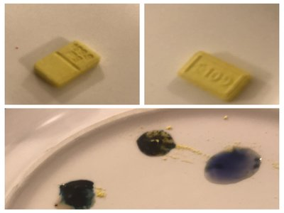 Pill Report: Gold bar