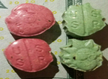 Pill Report: Red Mortys and Green Ricks