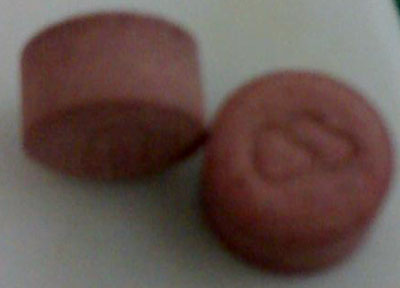 Pill Report: Pink Twin Hearts / Love Hearts